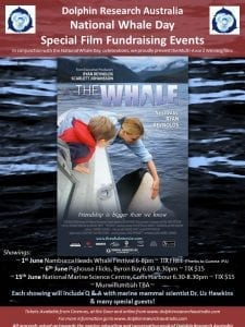The Whale Film Fundraiser